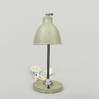 """Table lamp, Probably Christian Dell, """"Model 2608"""", 1920s-30s."""