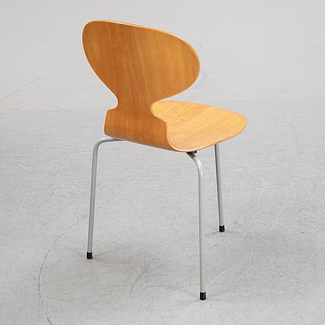 "Arne jacobsen, stol, ""myran"", fritz hansen, danmark, tidigt 1950-tal."