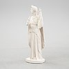 Sculpture. plaster. unsigned. height 90 cm.