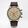 Lemania, armbandsur, kronograf, 35 mm.