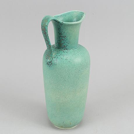 A big vase by gunnar nylund for rörstrand, signed.