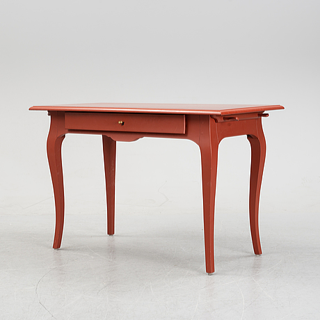 An 'österbybruk' writing desk, from ikea, 1990's.