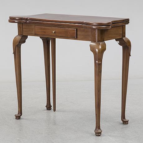 Spelbord, 1700-tal.