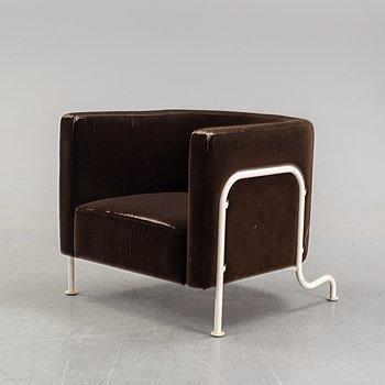Gunnar Asplund, an easy chair, 'GA-2', Källemo.