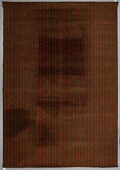 "A carpet, ""Pinstripe"", ca 420 x 291 cm, Kasthall."
