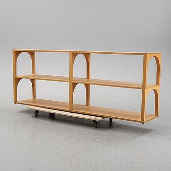 Claesson Koivisto Rune, an oak bookcase, model 'Portico', Living Divani.