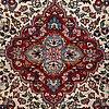 A rug, an old oriental,  ca 187,5 x 127 cm.