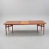 Arne vodder, matbord, sibast, danmark, 1960-tal.