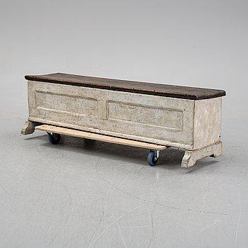 Bänk, 1800-tal.