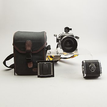 Camera, Hasselblad Super Wide C (SWC).