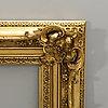 A gilded frame around 1900.