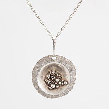 Rosa Taikon, silver necklace, 1972.