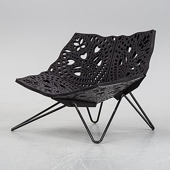 "Louise Campbell, fåtölj, ""Prince chair"", Hay, formgiven 2001."