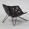 Louise campbell, a 'prince chair', hay, designed in 2001.