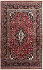 A mashad carpet ca 293 x 202 cm.