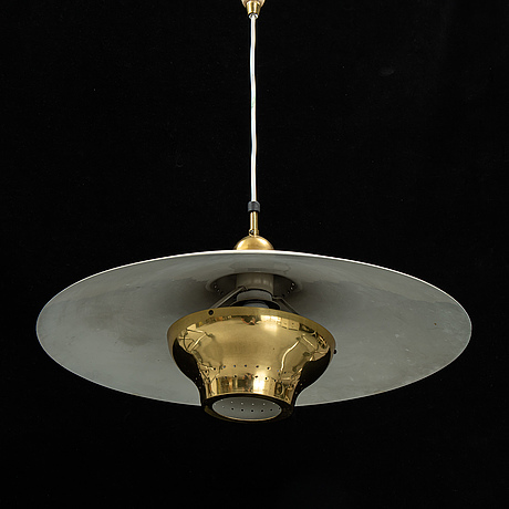 A swedish ceiling light, 1940's/50's.