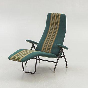 Hw Klein, lounge chair / recliner, 1950s.
