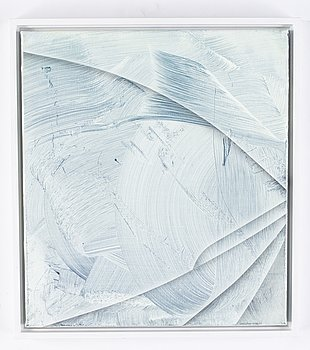 Lieven Hendriks, acrylic on canvas, signed and dated 2015.
