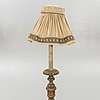 Floor lamp, italy, mid-20th century.