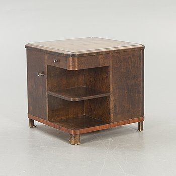 Side table, Art Deco 1940s.