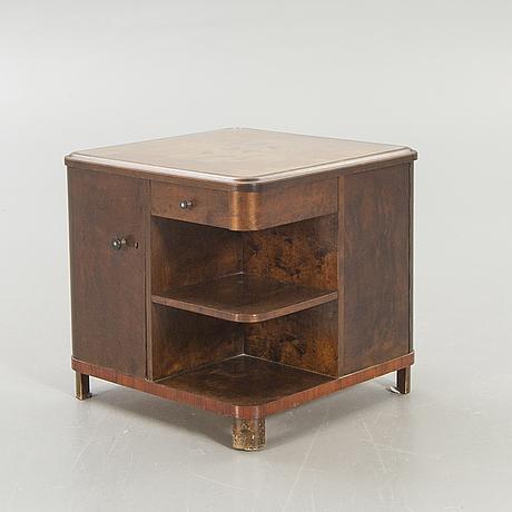 Side table, art deco 1940s.