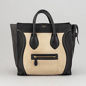 """Céline, väska, """"Luggage tote""""."""