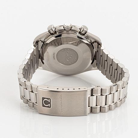 Omega, speedmaster, day-date, wristwatch, chronograph, wristwatch, 39 mm.