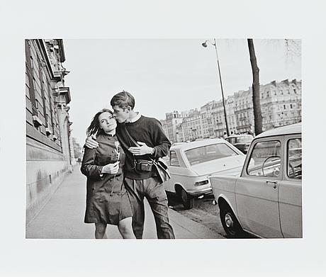 Ismo hölttö, fotografi, pigmentavdrag ed. 4/7 + 2 a.p., signerad och stämplad a tergo.