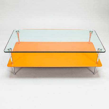 A 21 st century 'hydra' coffee table for poltrona frau, italy.
