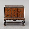 Carl malmsten, attributed to. a chest of drawer, 1920's/30's.