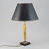 A borens table lamp.