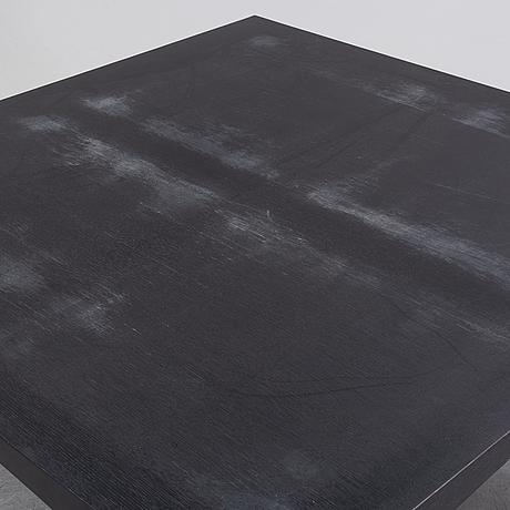 Claesson koivisto rune, a 'portico' table, living divani.