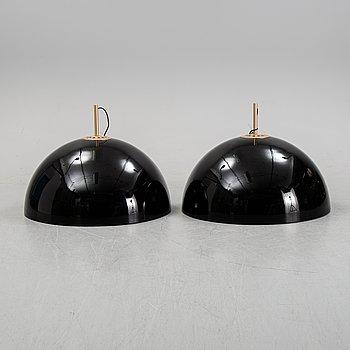 A pair of celing lights, LEDS-C4.