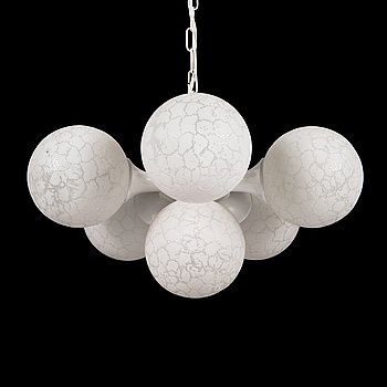 A 1970s ceiling lamp.