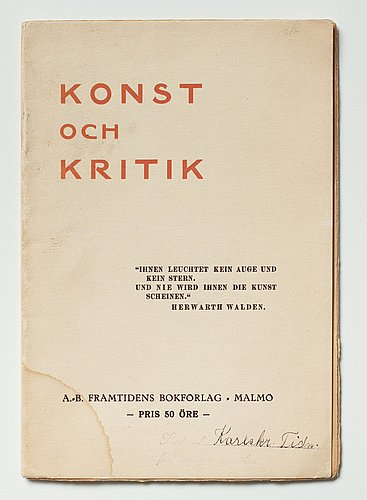 Books/pamphlets (6) and a photo depicting gösta adrian-nilsson.