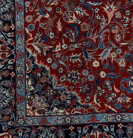 Matto, oriental, ca 190 x 126 cm.