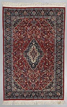A carpet, oriental, ca 190 x 126 cm.