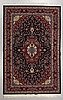 A carpet, oriental, ca 283 x 182 cm.