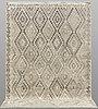 A carpet, kilim, ca 297 x 217 cm.