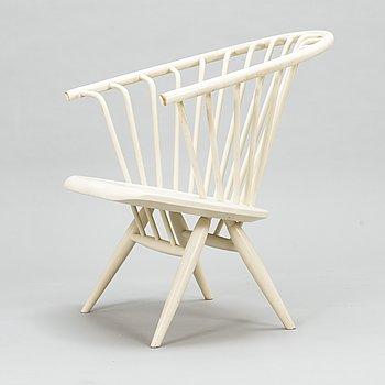 Ilmari Tapiovaara, A 'Crinolette' chair, Asko, Finland, mid-20th century.