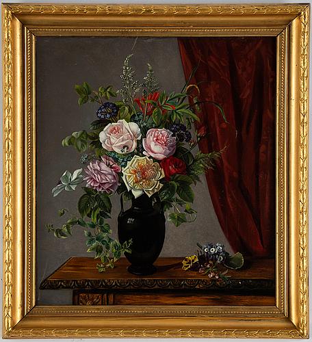Danish schoo, 19th century, oil on canvas.