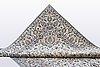 A carpet, kashan, ca 297 x 194 cm.