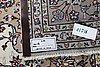 A carpet, kashan, ca 368 x 245 cm.