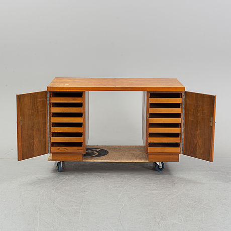 A 1930's writing desk.