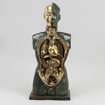 A bronze sculpture by R+R Sweden, L.E 10 Edition.