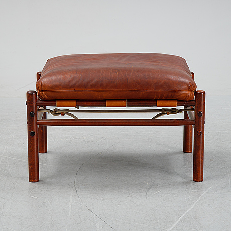 An 'ilona' stool by arne norell, second half of the 20th century.