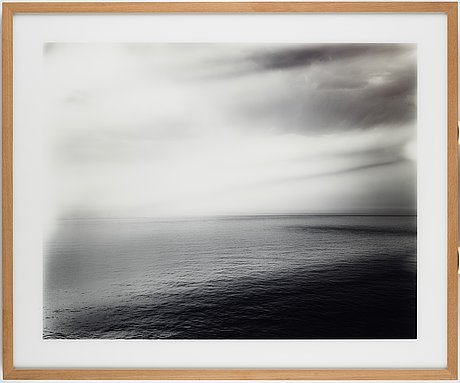 Blaise reutersward, photograph signed and numbered 1/5 on verso.