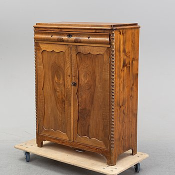 An end of the 19th Century cupboard.