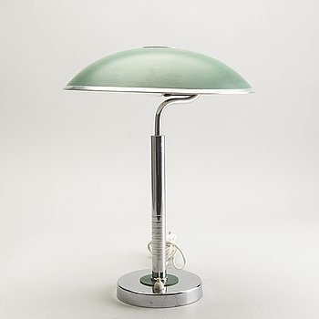Table lamp, Funkis, 1930s-40s.