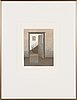 Elina luukanen, etching and aquatint, signed and dated -98, numbered 20/60.